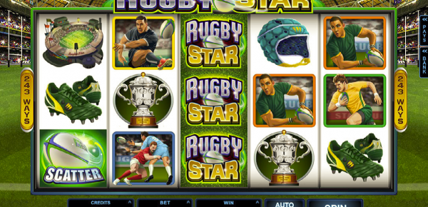 Rugby Star Casino Reviews